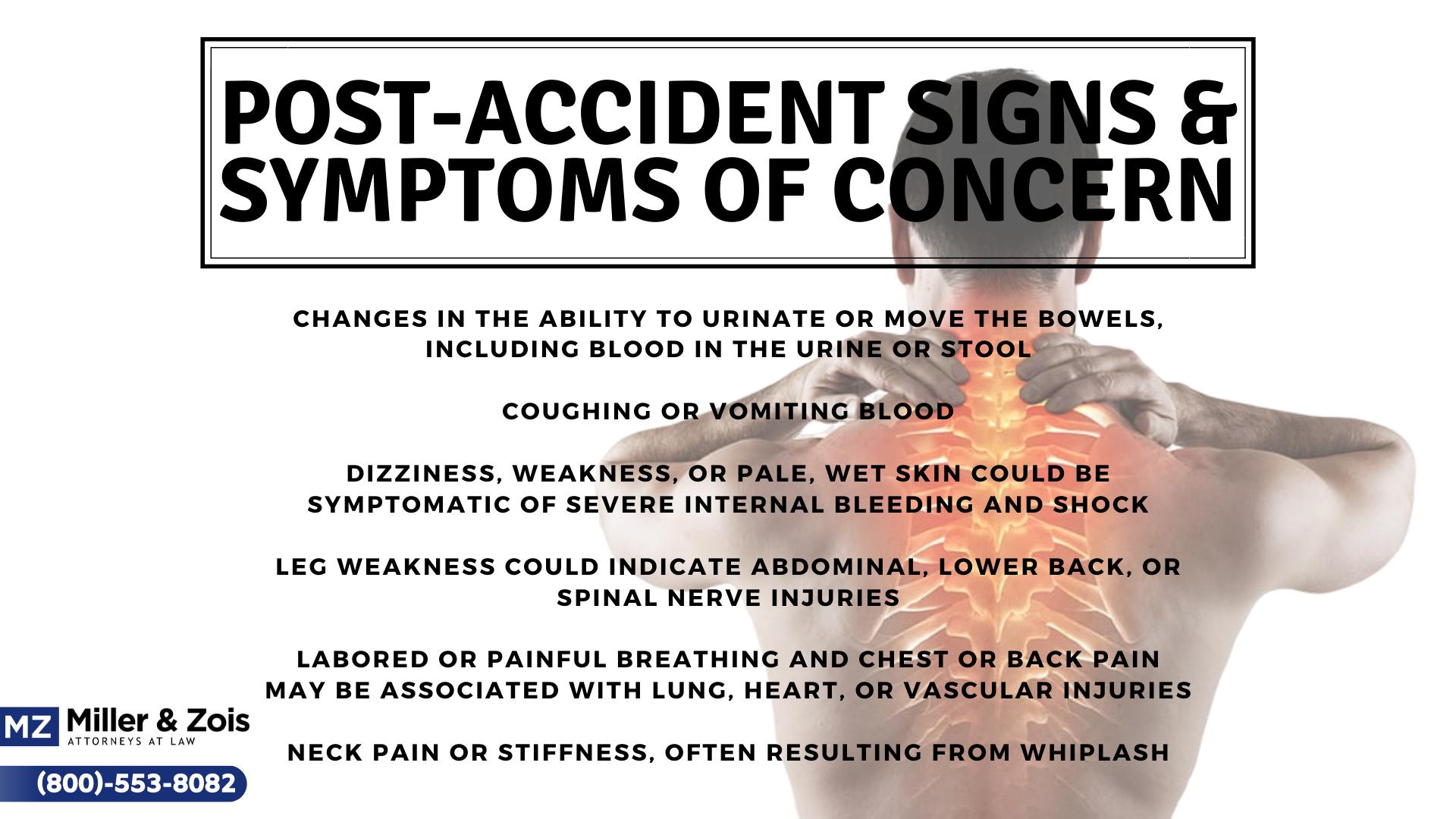 soft tissue injury accidents